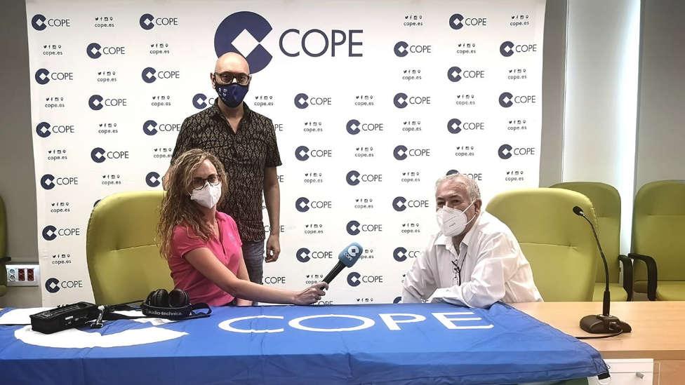 Especial Semana de la Agricultura-COPE Almería. Pepe París y Verónica Ruiz (I)